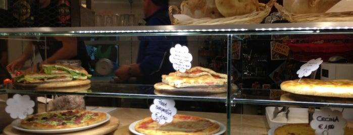 Pizzeria Le Mura is one of Italien.