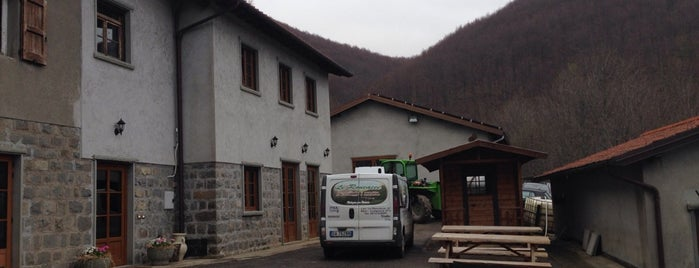 Agriturismo Le Roncacce is one of Alessandro 님이 좋아한 장소.
