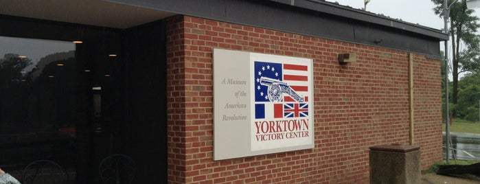 American Revolution Museum at Yorktown is one of Virginia Jaunts.