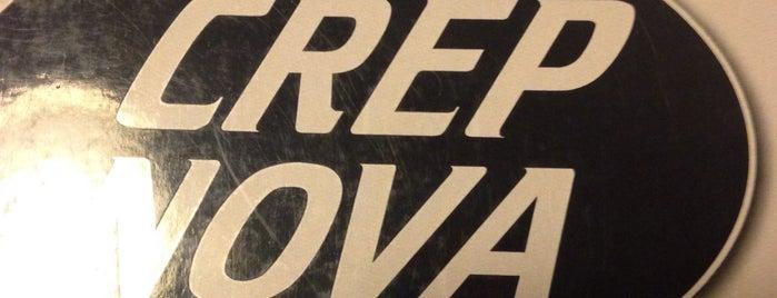 Crep Nova is one of Barcelona.