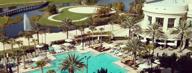 Waldorf Astoria Orlando is one of Florida.