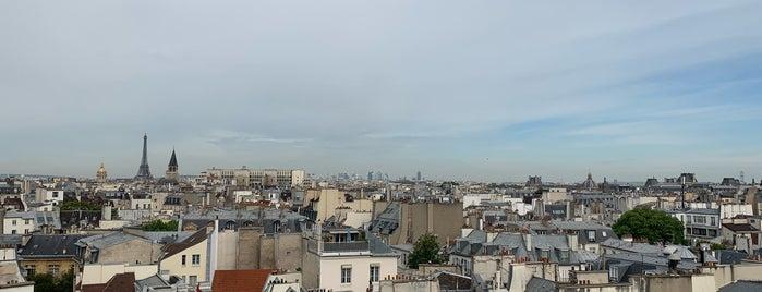 Le 43 is one of Paris.