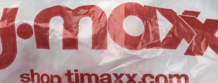 TJ Maxx is one of Texas Living.