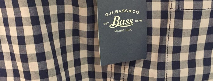 G.H. Bass & Co. is one of Rita 님이 좋아한 장소.