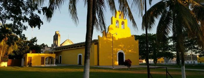 Dzilam González is one of Tempat yang Disukai Daristi.