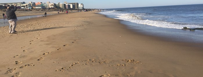 The Beach - Rehoboth Beach is one of Orte, die Jasper gefallen.