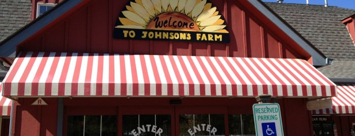 Johnson's Corner Farm is one of Picking Vegs and fruit - summer and fall.
