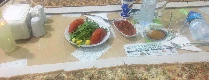 Konya Etli Ekmek Kebap Dünyası is one of Yemek.