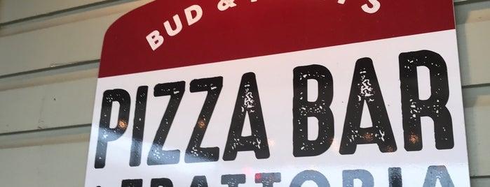 pizzabar is one of Locais curtidos por Jason.