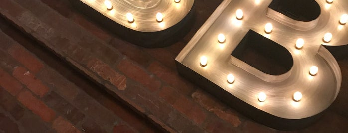 The Ribbon is one of Lieux qui ont plu à Genabeebee.