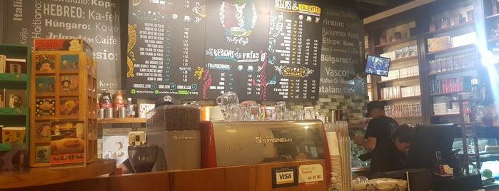 Huitzi Café is one of Lieux qui ont plu à Fanny.