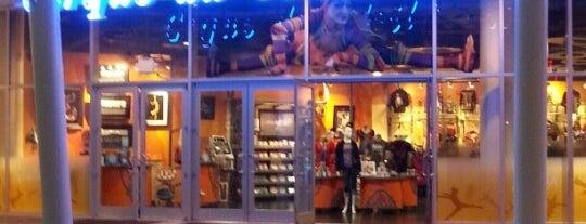 Cirque Du Soleil Store is one of Disney Springs.