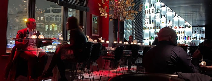 Taiko is one of Favourites restaurants and bars in a'dam.