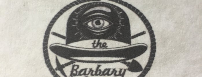 The Barbary Coast is one of SF.