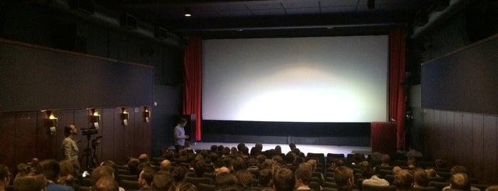 Kino Andorra is one of Movie theaters in Helsinki.