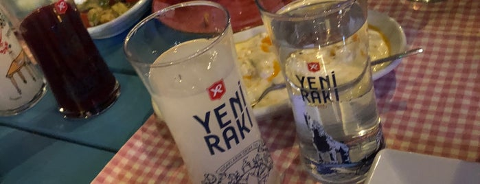 Raja Et Balık Restaurant is one of Tempat yang Disukai Gizem.