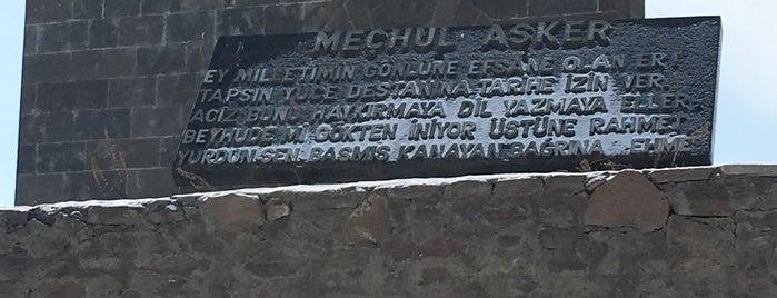 KARS ŞEHİT VE GAZİLER DERNEK BAŞKANLIĞI & MÜZESİ is one of Kars.