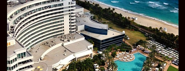 Fontainebleau Miami Beach is one of New Times' Best of Miami 10x Level up - Checked.