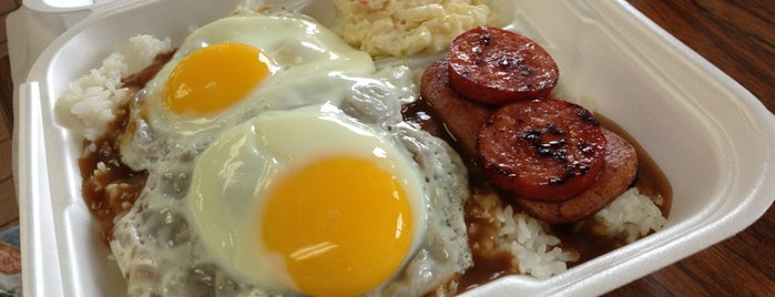 Cafe 100 is one of Big Island.