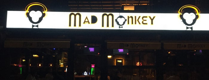 Mad Monkey is one of Ankara - Yeme İçme Eğlence 2.