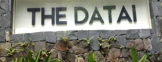 The Datai is one of Hotels you shouldn't miss.