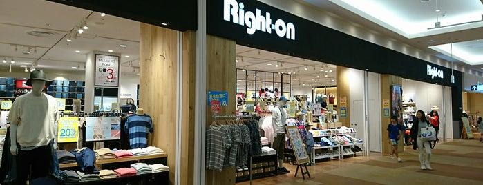 Right-on イオンモール船橋店 is one of Funabashi・Ichikawa・Urayasu.