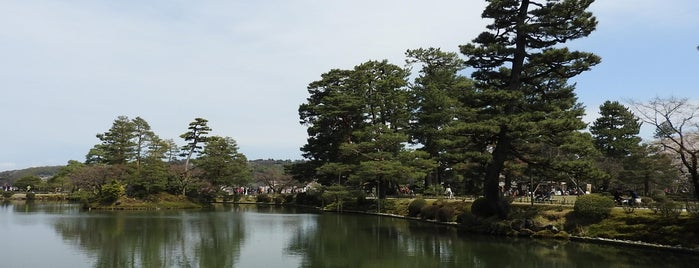 兼六園 is one of Ishikawa.