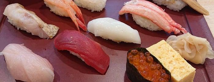 金沢まいもん寿司 is one of Ishikawa.
