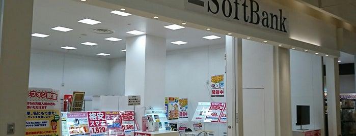 ソフトバンクショップ イオンモール船橋店 is one of Funabashi・Ichikawa・Urayasu.