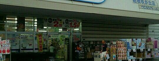 ウエルシア 船橋咲が丘店 is one of Funabashi・Ichikawa・Urayasu.