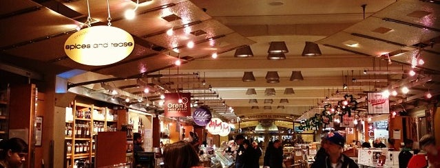 Grand Central Market is one of Nova York.