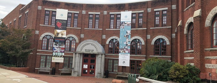 Greensboro Historical Museum is one of Greensboro.