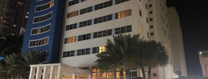 Hilton Cabana Miami Beach is one of Miami.