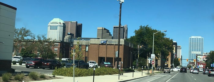 Downtown Columbus is one of Columbus to-do list.