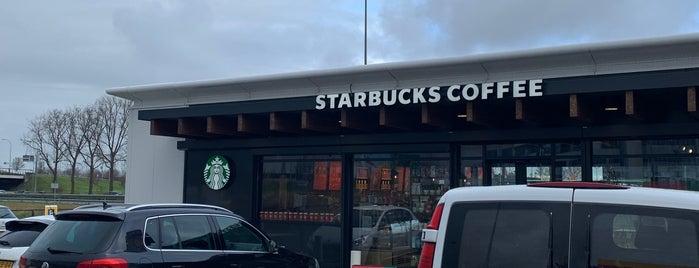 Starbucks is one of Den Haag.