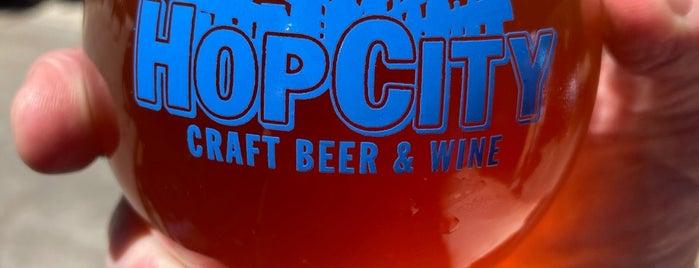 Hop City is one of Atlanta.