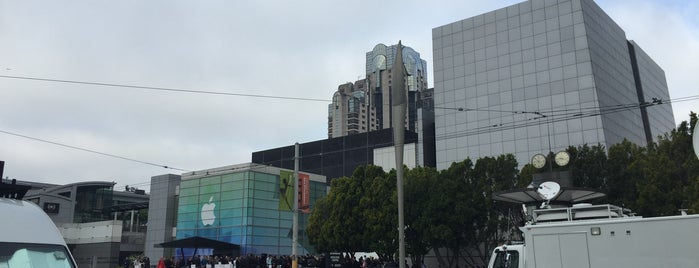 Yerba Buena Center for the Arts Theater is one of testlist.