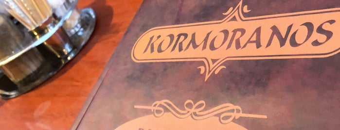 Kormoranos is one of Mrs.さんのお気に入りスポット.