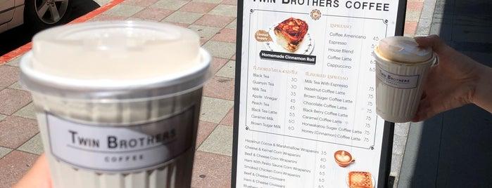 Twins Coffee is one of Taipei.