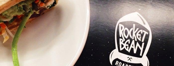 Rocket Bean Roastery is one of TechChill Baltics.