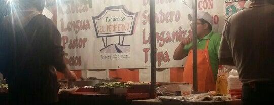 Tacos El Periferico is one of Lugares favoritos de Ricardo.