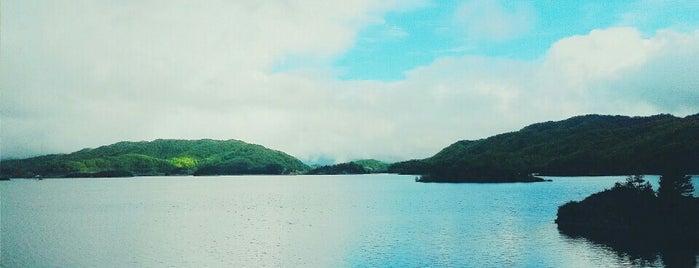 Λίμνη Πηγών Αώου is one of Posti salvati di Thanos.