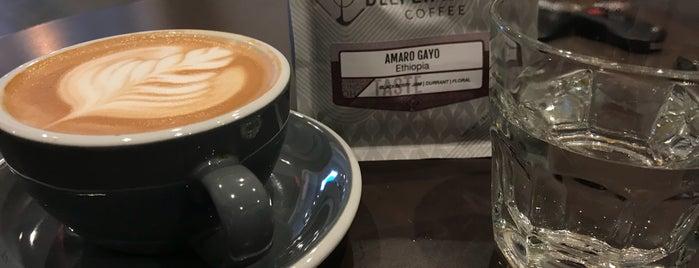 Deeper Roots Coffee is one of Cincinnati.