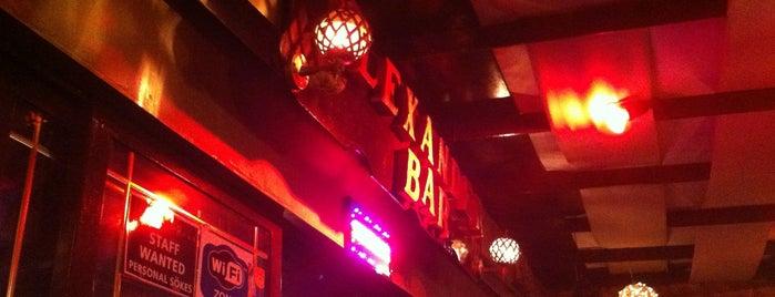 Alexander Bar is one of Rhodes.