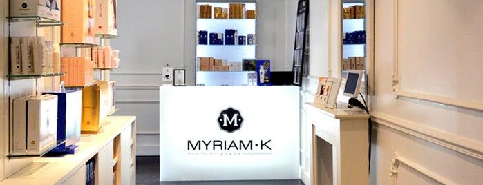 Myriam•K Paris is one of France 🇫🇷.