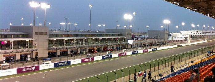 Losail International Circuit is one of MotoGP - Circuits.