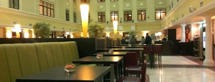 Courtyard by Marriott is one of Hotels in Moscow.