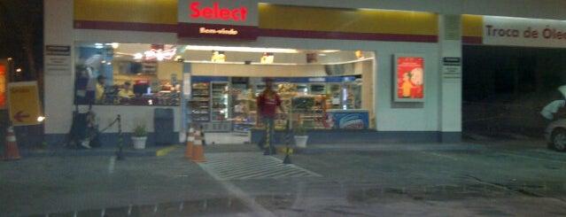 Posto Hawai (Shell) is one of สถานที่ที่ Claudiberto ถูกใจ.