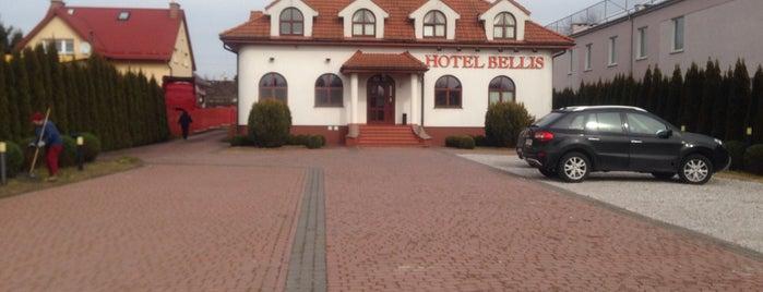 Hotel Bellis is one of Олег'ın Beğendiği Mekanlar.