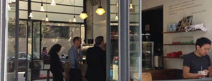 Gasoline Alley Coffee is one of Coffee Shops Below 14th Street.